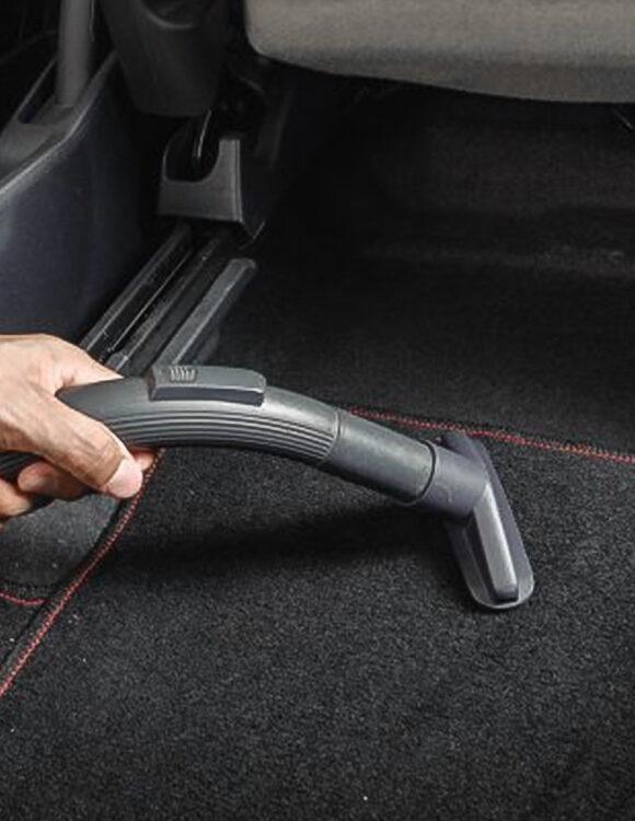 Tapetes para veículos: limpeza e manutenção