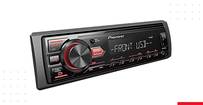Pioneer MVH-98UB: o media receiver de excelente custo-benefício